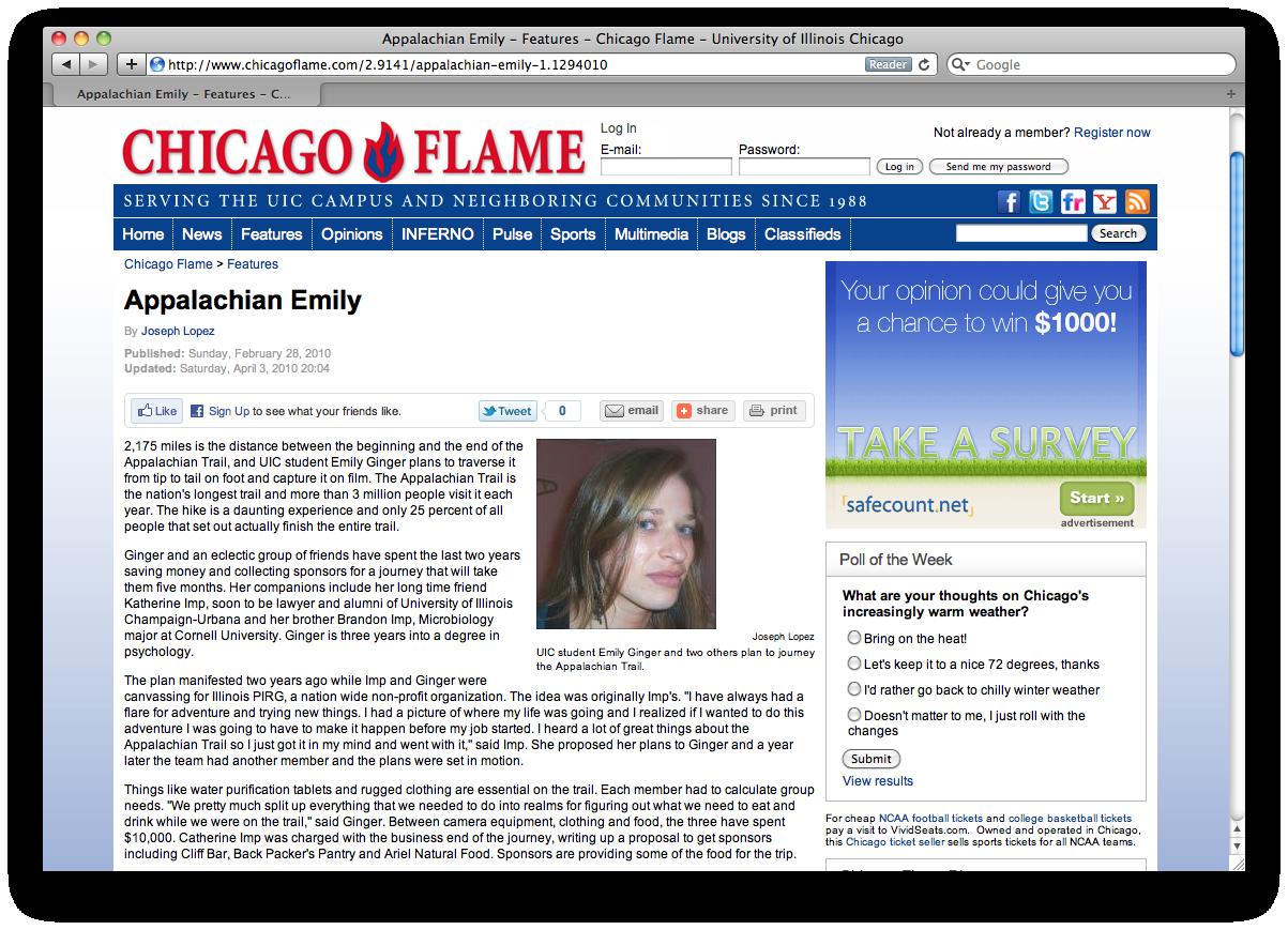 chicagoflame.com review